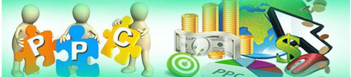 Pay per click campaign management services